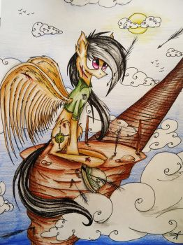 Daring Do by Cre8iveWing