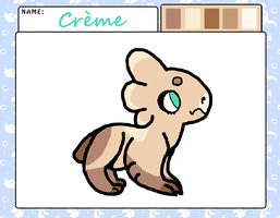Creme by Oakstormftw