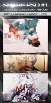 [SHARE //CLOSED] PSD PACK #1 by thebrightflame
