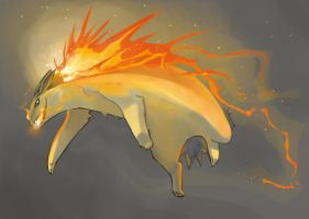 HELL YEAH, TYPHLOSION