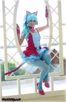 Kitty Poo Poo Vocaloid by pixiekitty