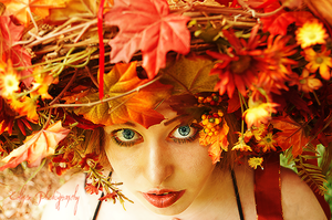 Autumn Innocence by EclipxPhotography