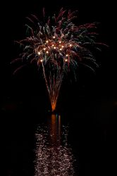 Fireworks XL (Roman number 40, not extra large) by ChristophMaier