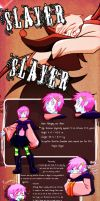 Slayer Slayer by BlackHarpyGoddess