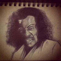 Sho Nuff by BrianManning