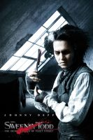 Sweeney Todd-Movie Poster logo by SplashColors