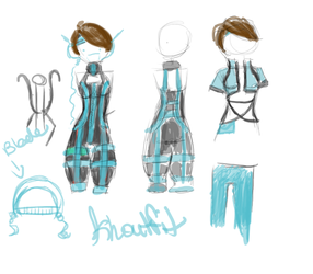 KH outfit by Adela-Daniels