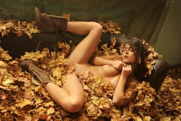 Dreaming With Autumn by ArtofdanPhotography
