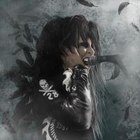 Blackie Lawless by amelcore