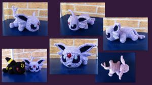 Baby Espeon (with pattern) by aphid777