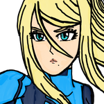 Theme of Samus Aran, Space Warrior by WhiteRose1994