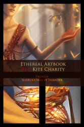 Charity Art Book Preview by LAS-T