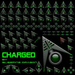 Charged Cursor by Sleeping-Dragon
