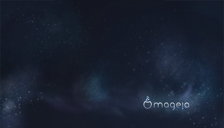 Mageia-wallpaper-u-stars by Tefrem34