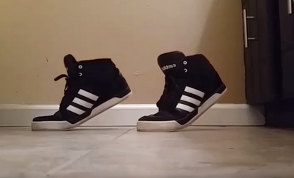 Adidas Shoes Video by JayHawk303