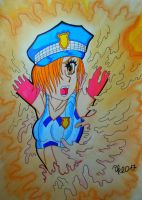 Clayface - Police Hostage by Philizius