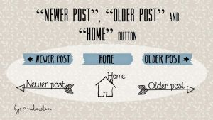 Newer, older and home button by Anulowlin