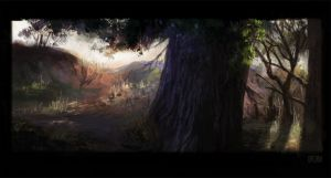 under_trees by Ben-Andrews