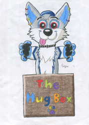 Hug Box - Original (Draw) by Tails--the--Fox