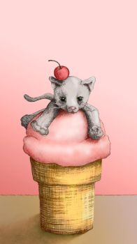 cherry on top by mindilina