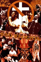 Bad Religion Collage by DrDyson
