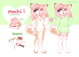 Mochi Ref by foxpets