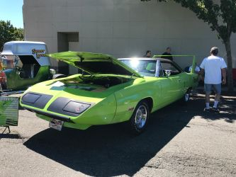 1970 Plymouth Superbird  by TaionaFan369