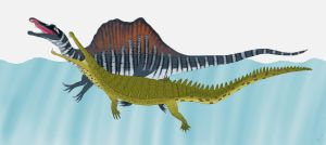 Undescribed Giant Croc by ZoPteryx