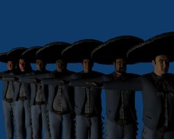 Mariachi Band for MG by hrgpac