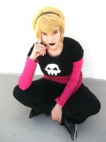Homestuck: Rose Lalonde by xenia1369