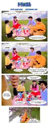Doraemon - Cosplay Comic - by miyavihoney