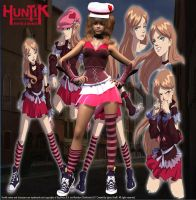 Huntik-Sophie Casterwill by Chup-at-Cabra
