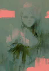 Eyes of the Soldier (Original) by Alex-Chow