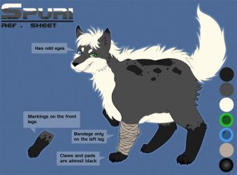 Ref. Sheet by Willis-XIII