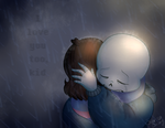 I love you too, kid by SuperBecky