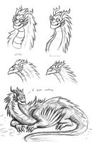 Aveon's Plumage by NoctoNommer