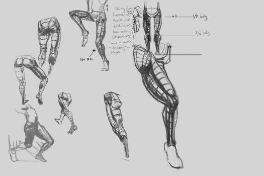 More legs by lewislong