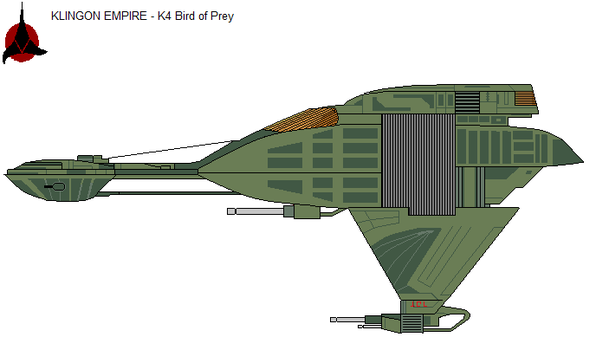 K-4 class bird of prey by zagoreni010