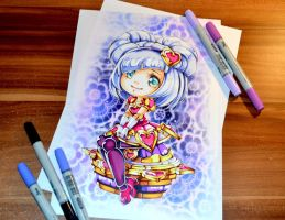 Heartseeker Ori by Lighane