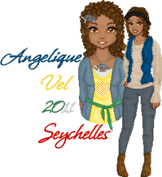 Angelique Vel: MDI Seychelles by RavenclawChic