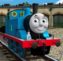 RWS Thomas by The-ARC-Minister