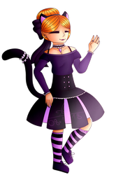 Lucinda's Halloween costume by CharaDreamers