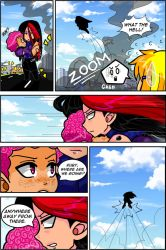 Our Little Universe Page 70 by The-Ravulture