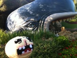 Monstro meets Monstro by LuigiFan00001