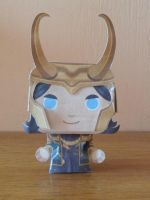 Handmade: Loki Doll by kinga-saiyans