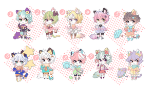 [OPEN 5/10] Adopt $7 paypal by NyaStyle