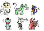 Random Adopts - OPEN 6/6 by Luvieeeh