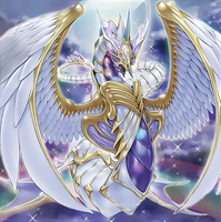 Ultimate Crystal God Rainbow Over Dragon BETA by Yugi-Master