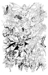 DC Universe by UnderdogMike