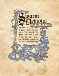 Swarns Demons by Charmed-BOS
